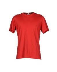 Nn.07 Nn07 Topwear T Shirts Men Red