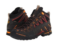 La Sportiva Hyper Mid Gtx Black Red Men's Running Shoes