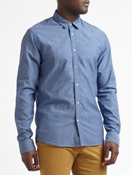 Scotch And Soda Classic Oxford Long Sleeve Shirt Combo F