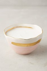 Anthropologie Mimira Candle Pink