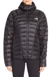 The North Face 'Quince' Water Repellent Down Jacket Tnf Black