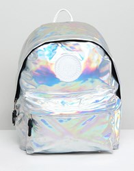 Hype Holographic Backpack Multi