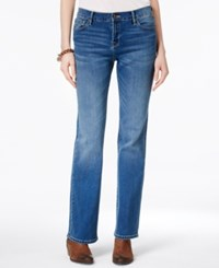 Tommy Hilfiger Pale Blue Wash Bootcut Jeans Only At Macy's