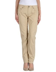 Zu Elements Casual Pants Beige
