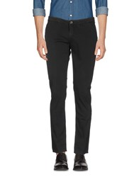 Maison Clochard Casual Pants Black