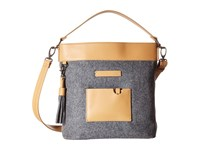 Sherpani Boheme Chai Cross Body Handbags Brown