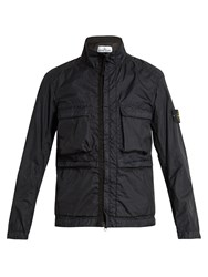 Stone Island Membrana 3L Tc Lightweight Jacket Black