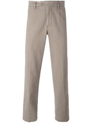 Aspesi Japanese Selvage Chinos Nude Neutrals