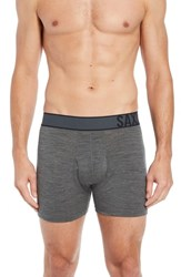 Saxx Blacksheep 2.0 Boxer Briefs Coal Heather