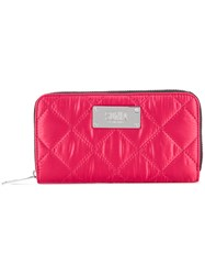 Sonia Rykiel By Quilted Wallet Red