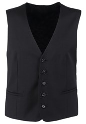 J. Lindeberg J.Lindeberg Will Suit Waistcoat Almost Black