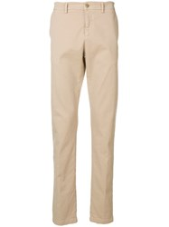 Massimo Piombo Mp Slim Fit Chinos Neutrals