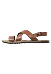 Zign Sandals Tan Light Brown