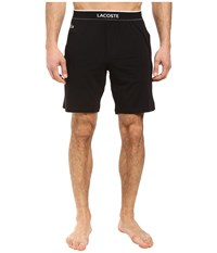 Lacoste Sleep Jam Black Men's Pajama