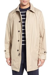 Men's Brooks Brothers Water Repellent Single Breasted Trench Coat