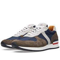 Moncler Tennis Runner Navy