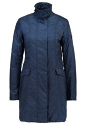 Peuterey Kinshasa Short Coat Ink Blue