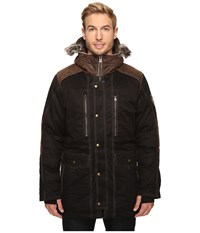 Kuhl Arktik Down Parka Raven Men's Coat Black
