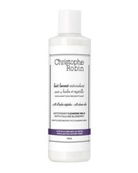 Christophe Robin Antioxidant Cleansing Milk With 4 Oils And Blueberry 8.4 Oz. 250 Ml