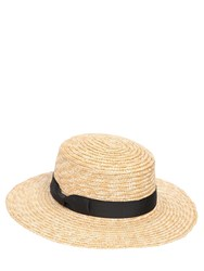 Lack Of Color The Spencer Boater Straw Hat