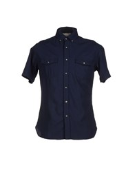 Vintage 55 Shirts Shirts Men Dark Blue