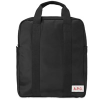 A.P.C. Protection Tote Backpack Black