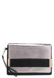 Lydc London Clutch Black Gold