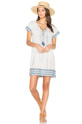 Soft Joie Megdalyn Dress White