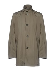 Schneiders Overcoats Military Green
