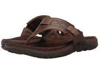 Merrell Terrant Thong Dark Earth Men's Sandals Brown