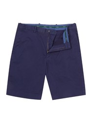 Bobby Jones Men's Stretch Twill Walker Short Navy