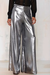 Nasty Gal Liquid Courage Wide Leg Pants