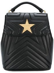 Stella Mccartney Star Backpack Black