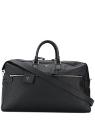 Serapian Large Holdall Black