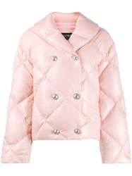 Balmain Double Breasted Puffer Jacket 60