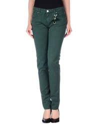 Lucky Lu Casual Pants Dark Green