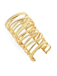 Marco Bicego Masai 18K Yellow Gold Exclusive 15 Year Anniversary Cuff
