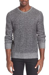 Rag And Bone Men's Rag And Bone 'Vincent' Waffle Knit Marled Sweater