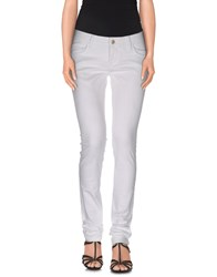 Only 4 Stylish Girls By Patrizia Pepe Jeans White