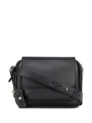 Salvatore Ferragamo Tornabuoni Shoulder Bag Black