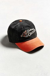 American Needle Dyer Baltimore Orioles Baseball Hat Black