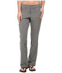 The North Face Almatta Roll Up Pant Sedona Sage Grey Women's Casual Pants Gray