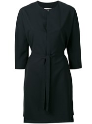 Stephan Schneider Tainted Dress Women Wool M Black