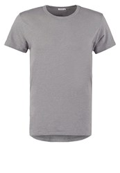 Filippa K Basic Tshirt Ash Grey Dark Gray