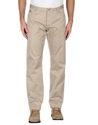 Guess By Marciano Trousers Casual Trousers Men Sand