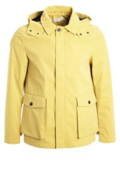 Pier One Parka Yellow