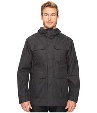 Merrell Ansel Flannel Lined Jacket Black Men's Coat