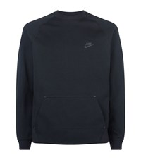 Nike Tech Crew Neck Sweater Male Black
