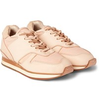 Hender Scheme Mip 08 Leather Sneakers Sand