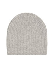 Denis Colomb Ribbed Knit Cashmere Beanie Hat